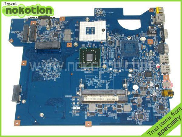Здесь можно купить   LAPTOP MOTHERBOARD FOR Gateway PACKARD BELL TJ65 series 48.4BU01.01N 554BU01031G warranty 60 days Компьютер & сеть