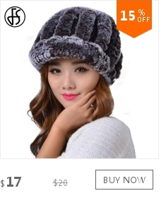 b9b2c9db37d Detail Feedback Questions about FS Women Hats Female Winter Genuine ...
