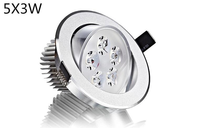 downlight ac110-230V recessed 1pcs 17