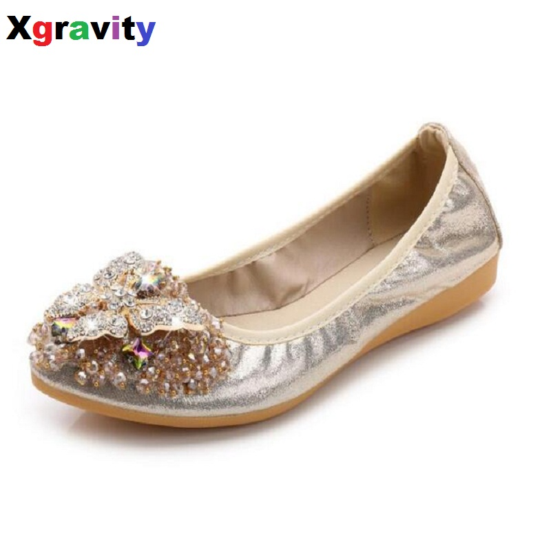 0f2983c87b9b Buy roll up ballet flats and get free shipping on AliExpress.com