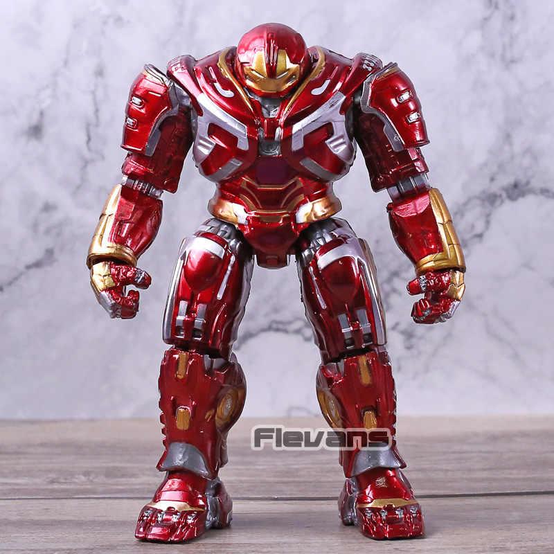 Vingadores Super Maravilha Lenda Hulkbuster Action Figure Collectible Modelo PVC Brinquedos 2 Estilos