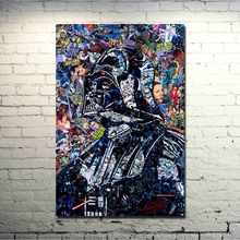 Star Wars Art Silk Poster 13×20 24×36 inches