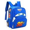 Рюкзак дети мешок детей школьного сумки от 2 до 5 лет старые школьные сумки для девочек Автомобилей Водонепроницаемый Рюкзак mochila эсколар menino
