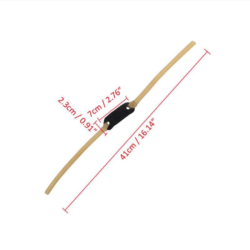 1 × 6*9 مللي متر شريط مطاطي مرن بنجي استبدال للصيد المنجنيق مقلاع