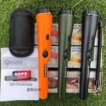 Высокочувствительный ручной металлоискатель GP-POINTER подземный металлический Pinpointer три цвета
