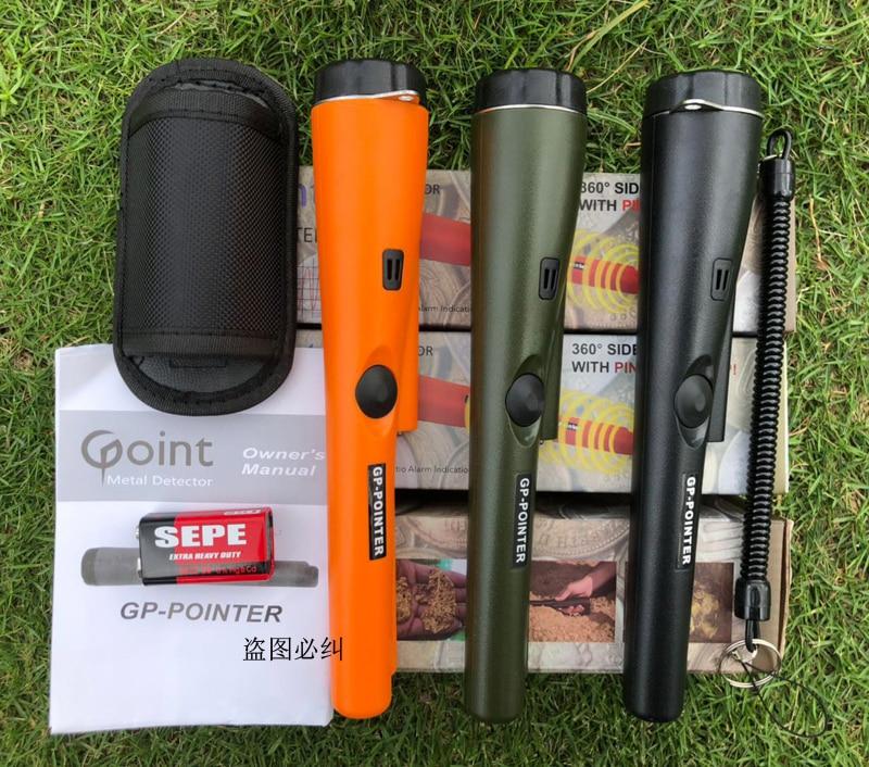 High Sensitive Handheld Metal Detector GP-POINTER Underground Metal Pinpointer Three Color