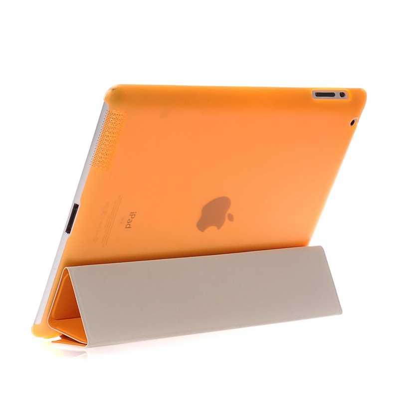Para Apple IPad 2 3 4 dormir wakup ultral Slim Funda de cuero elegante para IPad 4/3/ 2