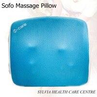 Professional waist massage device massage pad health care massage cushion back massage pillow
