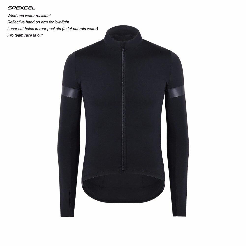 2018 MISE À JOUR CUT SPEXCEL Technologie Coupe-Vent et protection contre la pluie Vélo Jersey à manches longues protection combiné Vélo vêtements
