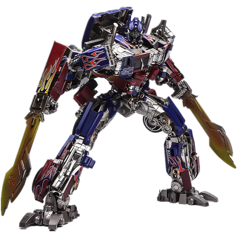 WEI JIANG Oversize SS05 MPP10 Big Transformation Toys Boy Anime Action Figure Model Robot Car Alloy