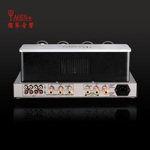 Image 4 - Yaqin MC 5881A amplificador de tubo de alta fidelidade áudio estéreo tubo de vácuo amplificador de tubo de pré amplificador em casa tubo de áudio amp