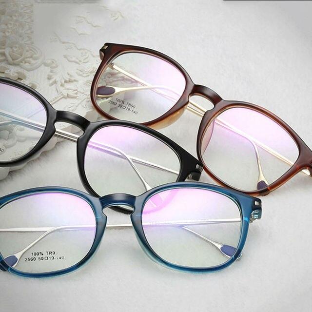 f1981cfb669 Colore Super Leggero Occhiali Da Vista Telaio Montature Occhiali da Vista  Senza Montatura Uomini Unisex Occhiali