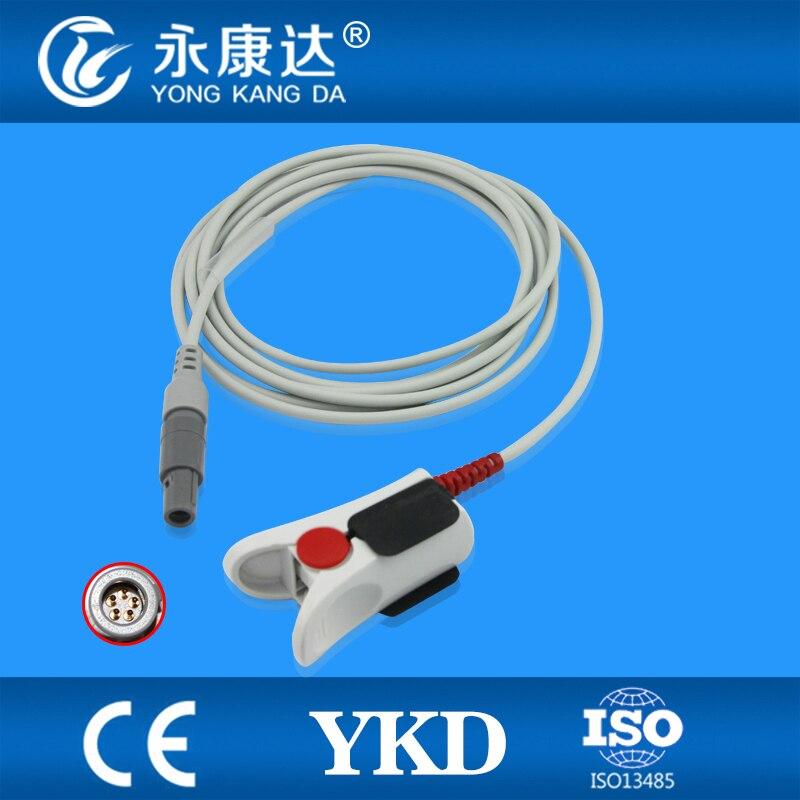 Biolight compatible adult finger clip sensor,3m,5pinBiolight compatible adult finger clip sensor,3m,5pin