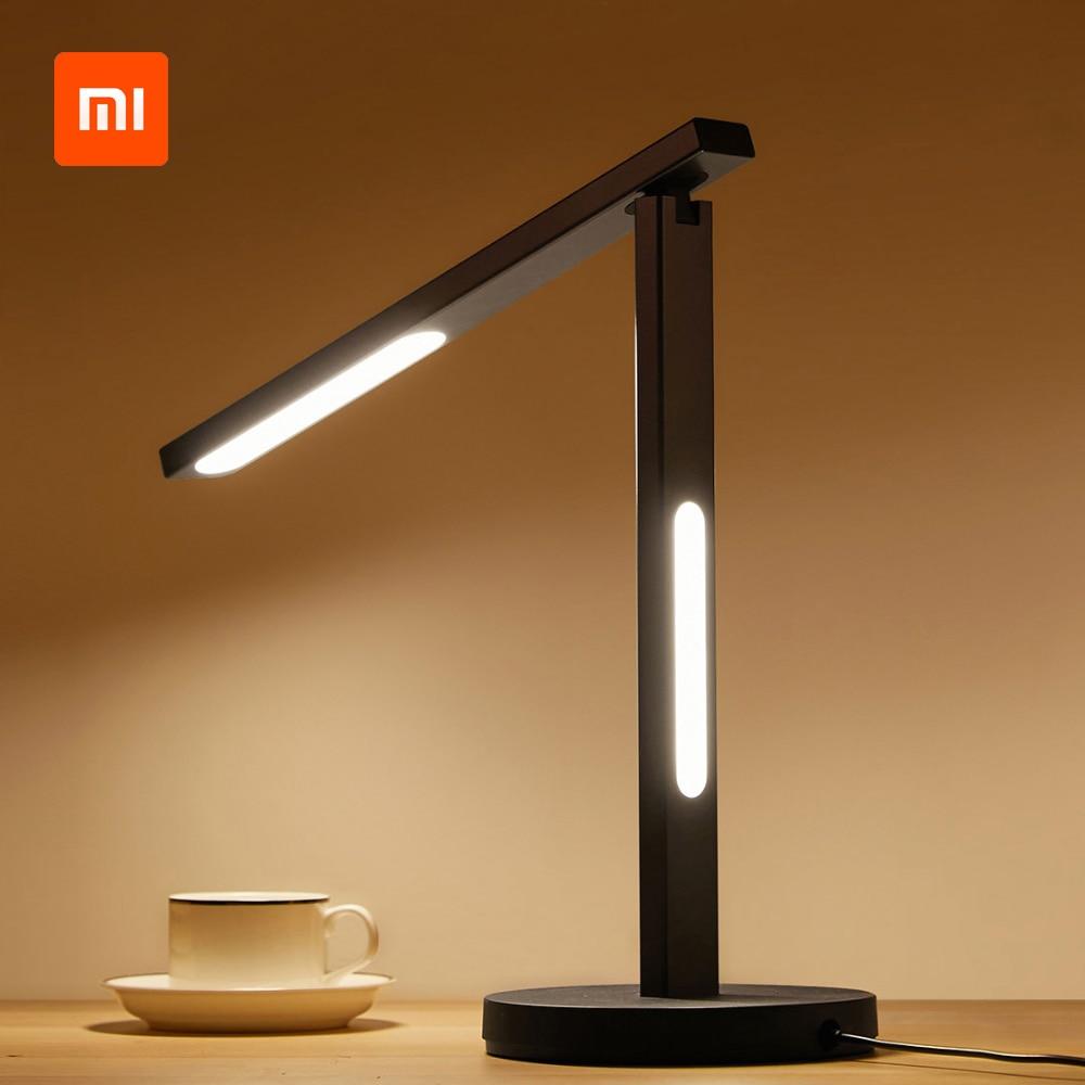 For Original Xiaomi Philips Wisdom Lamp Smart WiFi Desk Lamp Flexible Foldable WiFi Remote Control Eyes