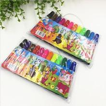 Pen Painting-Supplies Watercolor-Pen Special-Paint Kindergarten Baby 12-Color Children