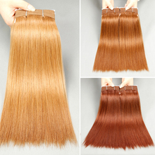Sleek 18-25-Year-Old Girl With Healthy Hair Brazilian Virgin Yaky Straight Hair Three color options Thick End 113g/Pcs 2pcs/Lot