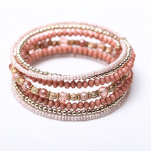 Multi layer Beads Bracelet & Bangles