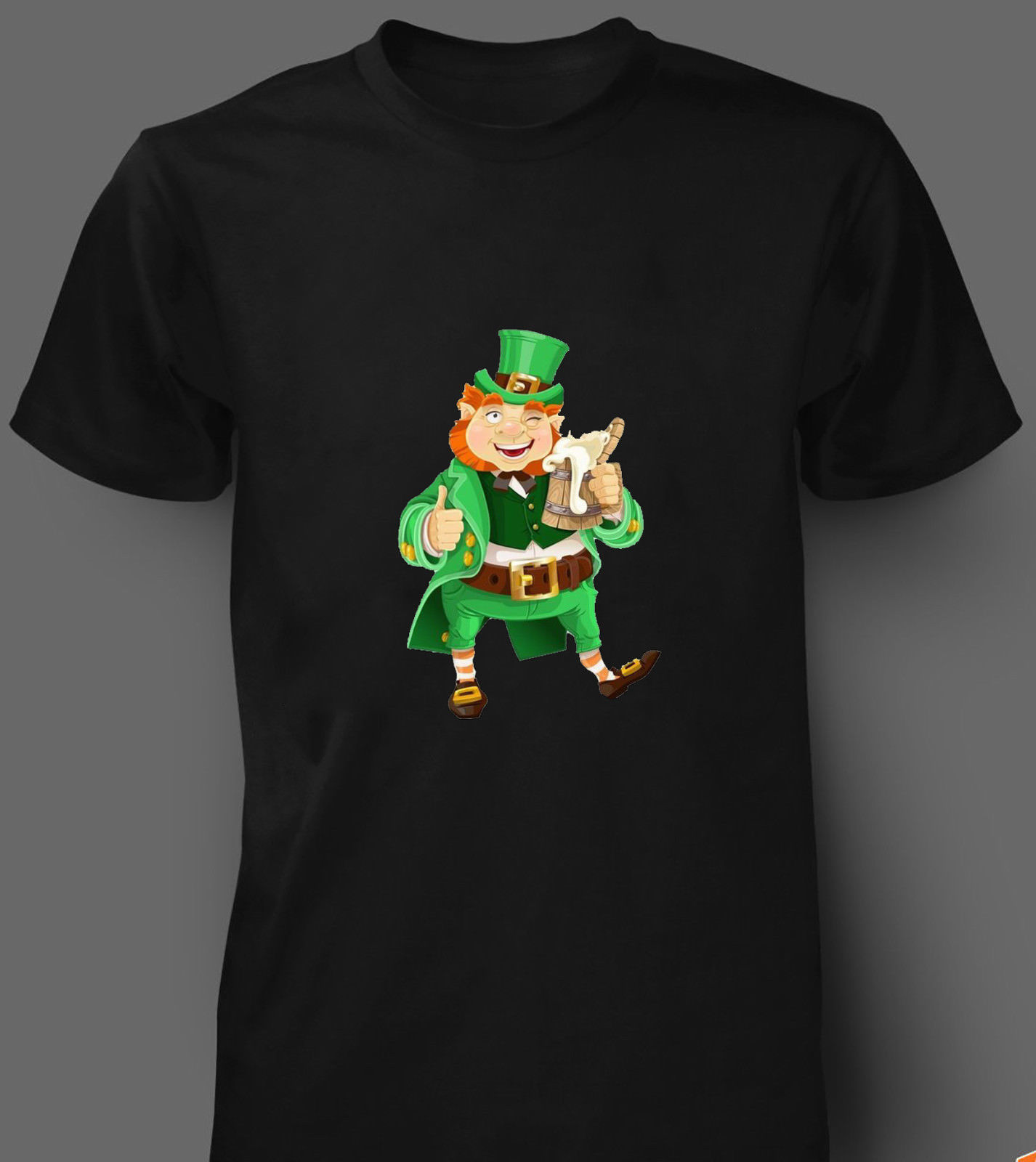 392e2976a St Patricks Day T Shirt leprechaun Ireland Shamrock Paddys Day Men Women  kids New T Shirts Funny Tops Tee New Unisex Funny Tops-in T-Shirts from  Men's ...