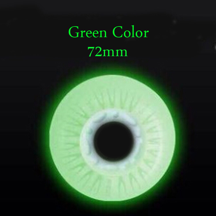 Green of 72mm