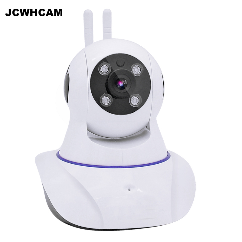 JCWHCAM Wireless IP Camera 720P Network CCTV Security Camera WiFi Wi-fi Video Surveillance Cameras IR-Cut Night Vision Audio hd wifi ip camera 720p 1 0mp ir cut night vision audio recording support 128g tf card wi fi network indoor cameras sn ec8 g6 page 5
