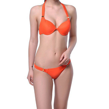 a612d08abd333 2018 New Product Speed Sell The Explosion Of The Amazon Fashion Sexy  Suspender Split Bikini Swimsuit
