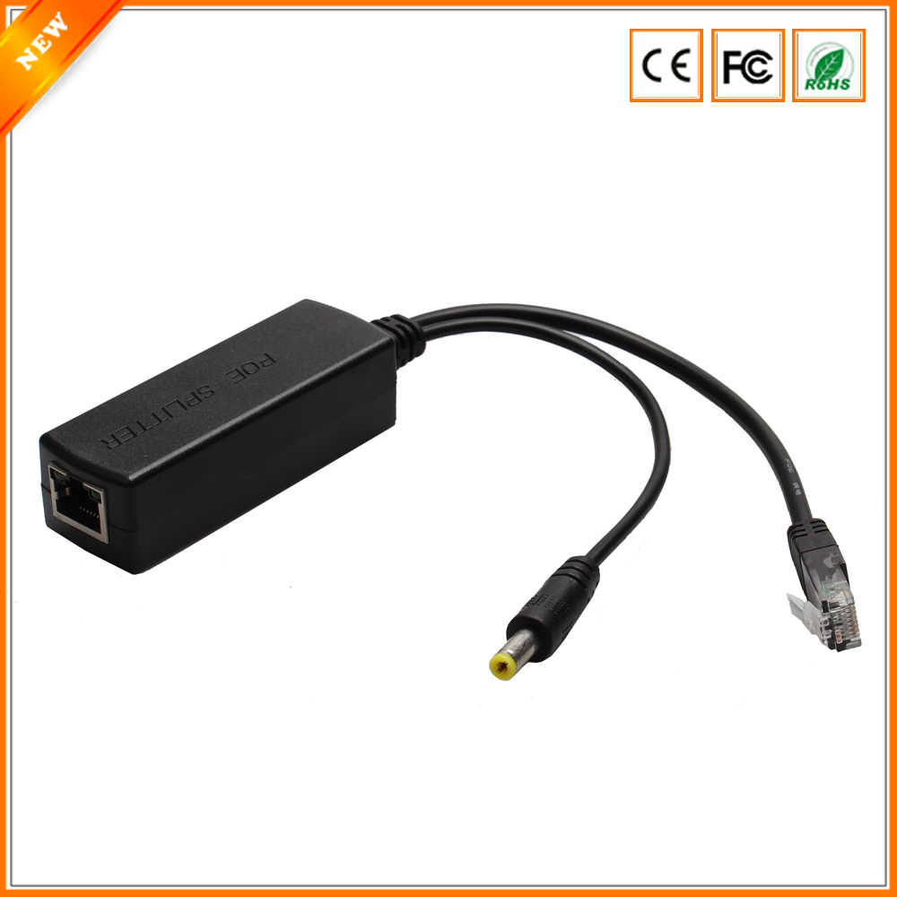 Detail Feedback Questions About Cctv Ip Network Camera Rj45 Female 12v Poe Splitter Injector Switch Compatible Besder Ieee8023af 48v Cable 155w Adapter Cableactive