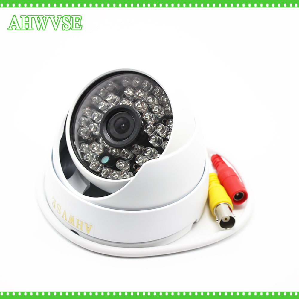 AHWVSE SONY IMX323 AHD  1080P Security Camera Metal Housing 2MP Security CCTV Camera Home Surveillance with wide angle