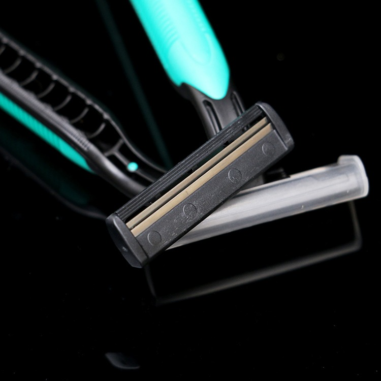 Tattoo Razors Shaving Shaver For Clean Body Tattoo Supply Disposable Razor Blades Handle Tattoo Accessory