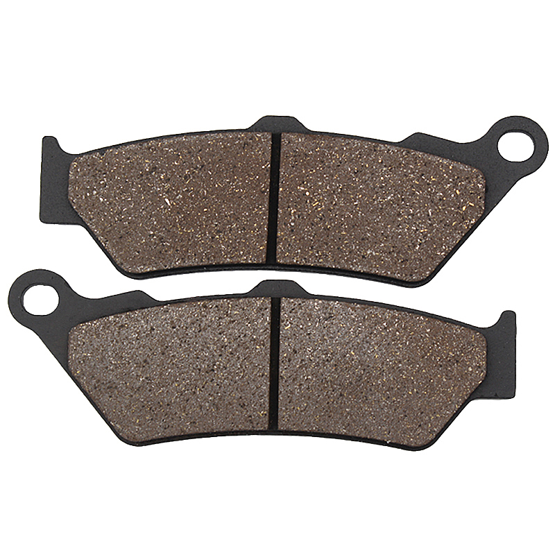 Cyleto Motorcycle Front Brake Pads for BMW GS G650 GS G650GS 12-14 09-15 G 650 Xcountry 07-08 F 700 GS F700GS F700 GS 2013-2015(China)