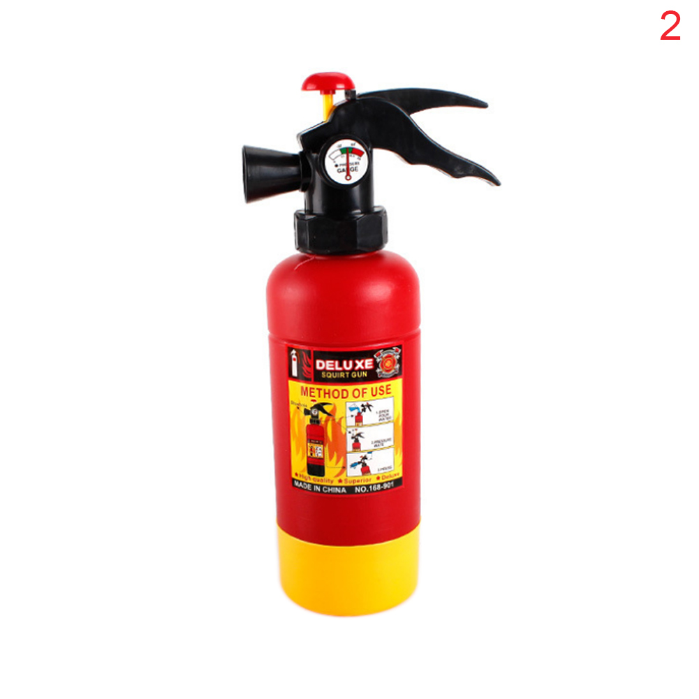 2019 New Fireman Toy Water Guns Sprayer Backpack For Children Kids Summer Toy Party Favors Gift