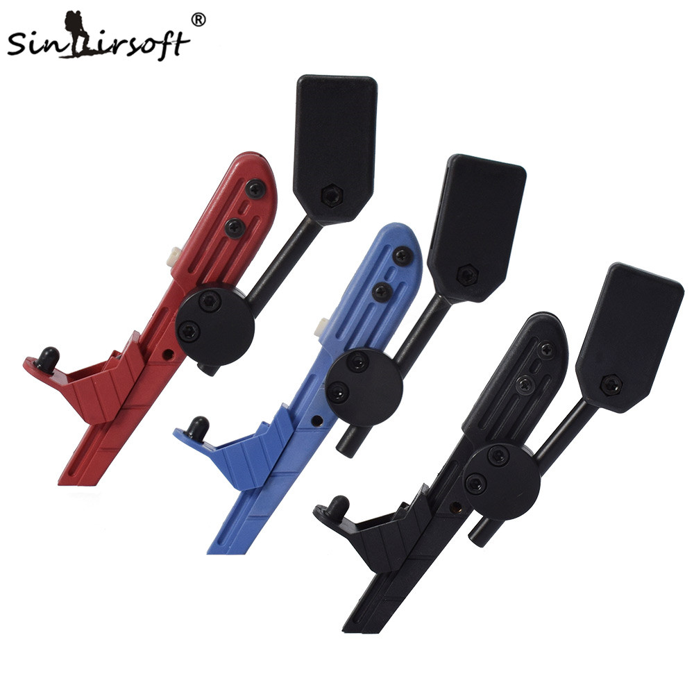 SINAIRSOFT Drss Hot Sale IPSC CR Speed Tactical Holster For Hi-Capa / M1911 Series and clones Airsoft Handgun Series Black