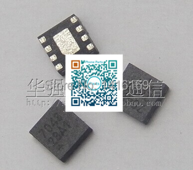 3pcs/lot for Samsung S7562I 8 pin charging charger IC 7048
