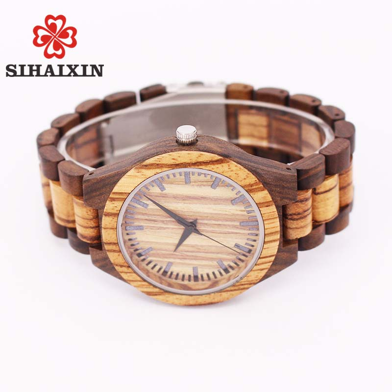 men wood watch male