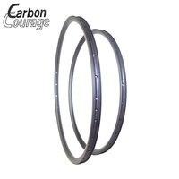Углеродные Mtb Смещенные ободки 29 офсетный обод МТБ 29 углеродное 420 г углеродное волокно 29 колеса велосипеда обод Асимметричный без крючка