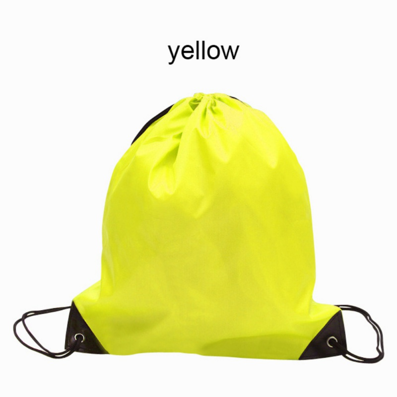 Sport Bags Premium School Drawstring Duffle Bag Sport Gym Swim Dance Shoe Backpack Outdoor Bags