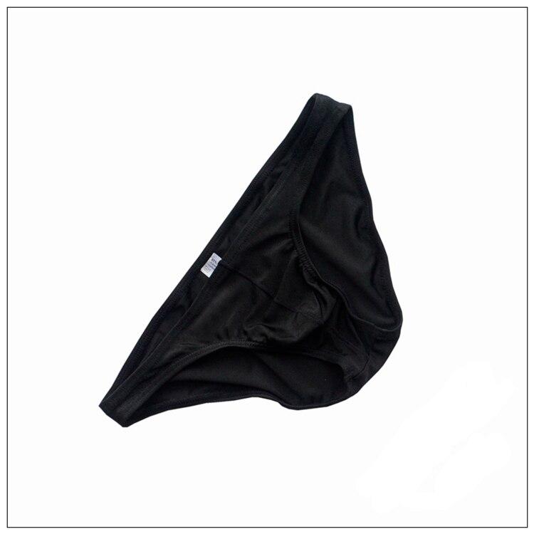 2017 mens fashion low-waist sexy bikini briefs Jitu tight high elastic gay underwear bulge pouch underwear
