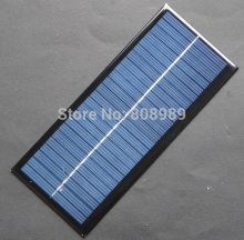 BUHESHUI 2.5W 12V Solar Cell Solar Module Polycrystalline Solar Panel DIY Solar Charger 213*92*3MM 2Pcs/lot FreeShipping