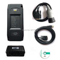 2018 Real CAT ET3 Adapter III 317-7485 2015A CAT truck diagnostic tool CAT III Communication Adapter III CAT3 without WIFI
