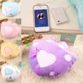 Hot! LED Light Colorful Play Music Pillow Bear Claw Paw Plush Toys Kids Adult New Sale