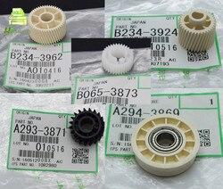 1 zestaw oryginalny nowy A293-3871 B065-3873 B234-3962 B234-3924 A294-3869 dla Ricoh AF2090 2105 MP907 1107 1357 transfer biegów zestaw