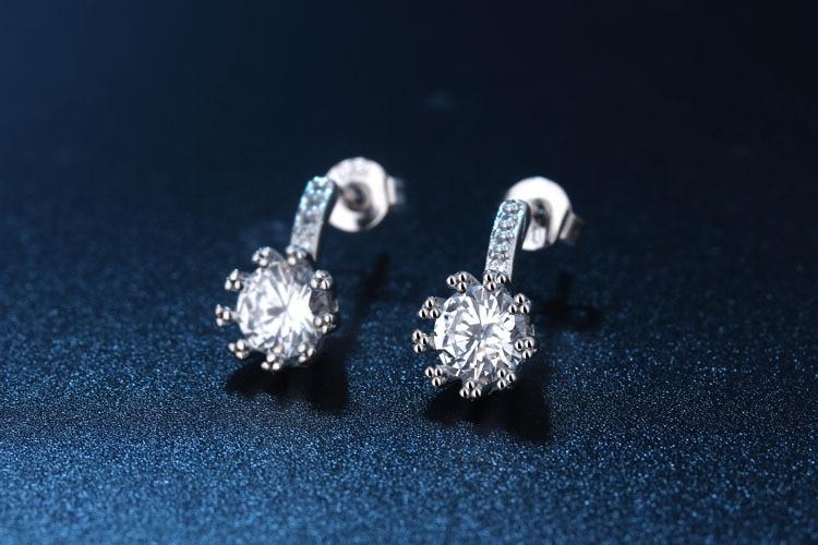 Modna vruća prodaja na veliko novi dizajn super sjajne cirkonske 925 - Modni nakit - Foto 4