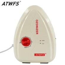 ATWFS Multifuctional 400 mg/H אוזון גנרטור מים אוזון פירות וירקות מכונת כביסה מים אוויר מעקר Ozonizer