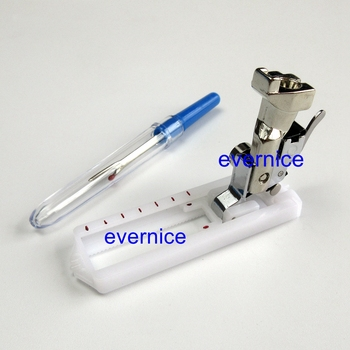Plastic Buttonhole Foot For Bernina New Style Artista,Activa,Virtuosa,Aurora image