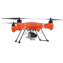 Drone Splash Resistente Al Agua Anfibio Quadcopter w/Motor ESC para FPV Versión Base