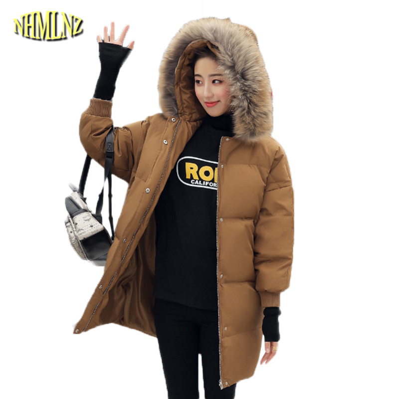 Long section Autumn And Winter Long sleeve New Fashion Solid color Casual Women Cotton coat Slim Warm Women jackets S-L WK140 2016 autumn winter women s casual fashion not as long as before and after long section side seam zipper bags seven snowflakes