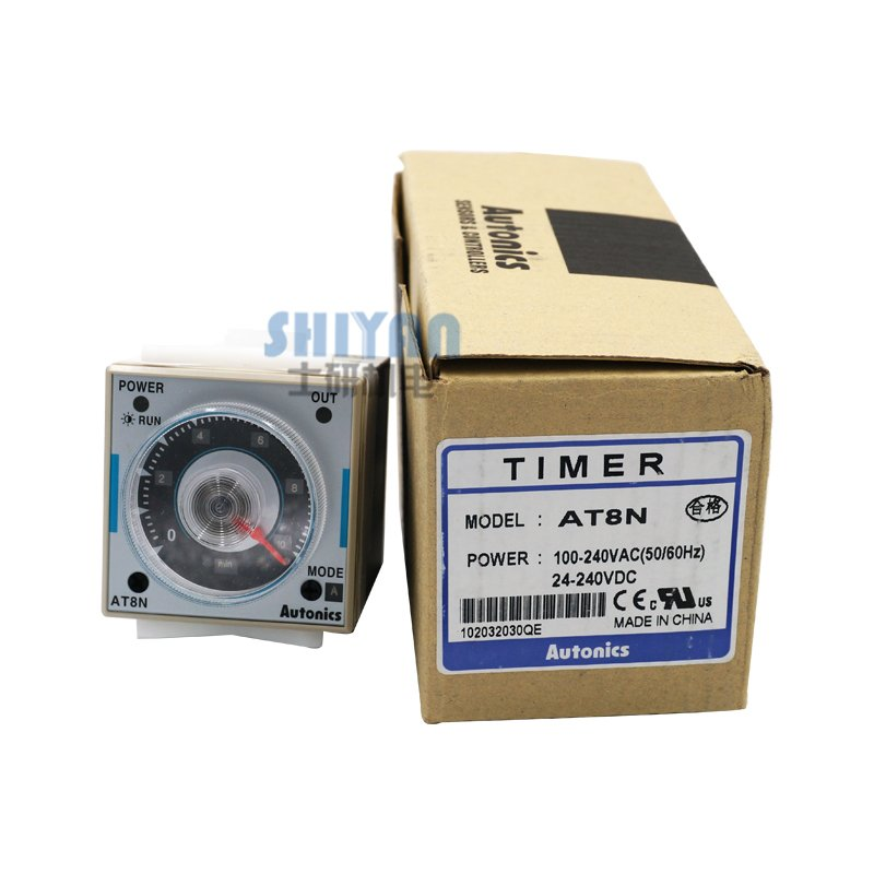 Free shipping Original Genuine Autonics AT8N Multifunction Timer ...