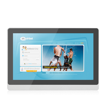 High quality 10.1 inch flexible embedded industrial touch panel computer