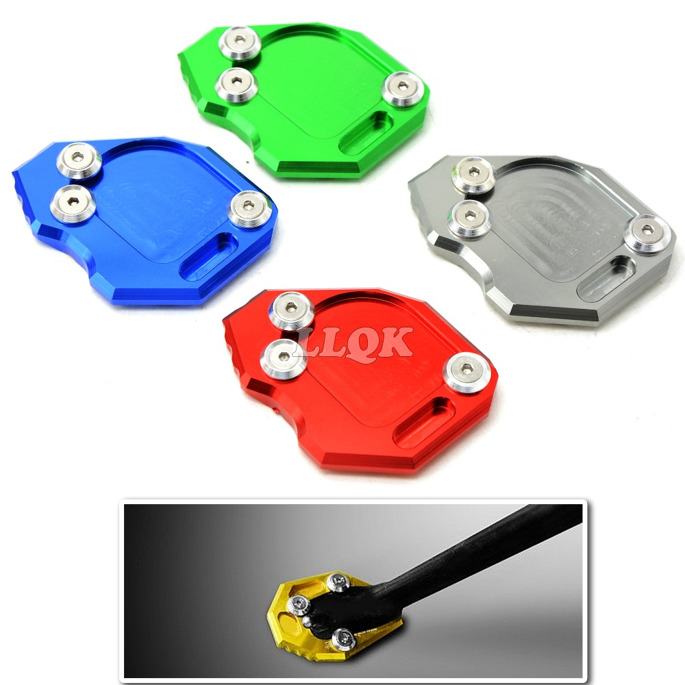Motorcycle Kickstand Side Stand Extension Foot Pad Plate SIDE STAND ENLARGER For BMW F800GS F 800GS F800 GS-in Covers \u0026 Ornamental Mouldings from ...  sc 1 st  AliExpress.com & Motorcycle Kickstand Side Stand Extension Foot Pad Plate SIDE STAND ...