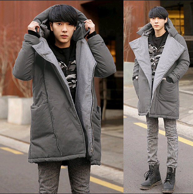 Gray Winter Jacket | Jackets Review