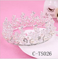 New Fashion Magnificent Crystal Bridal Hats Rhinestone Wedding Accessory for Women Headbands Wedding Hair Accessories
